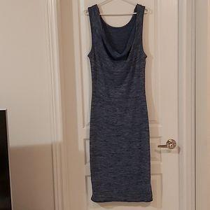 ♥ Wilfred Free Blue Dress Size Size Large